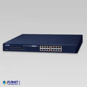 GSW-1600HPv2 PoE Switch Angle
