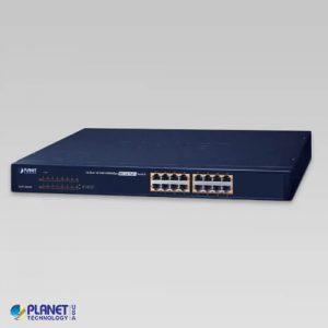 GSW-1600HP PoE Switch V2