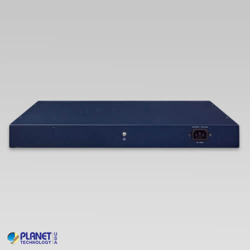 GSW-1600HP PoE Switch V2 Back