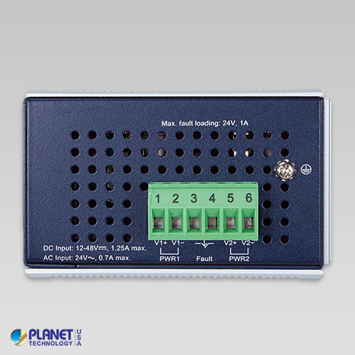 IGS-10020MT Industrial Switch Top