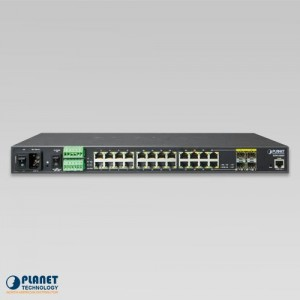 IGSW-24040T Industrial Switch front