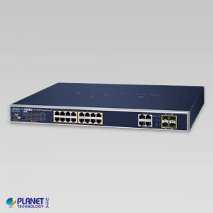 WGSW-20160HP PoE Switch