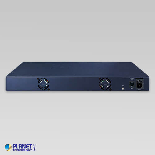 WGSW-20160HP PoE Switch Back