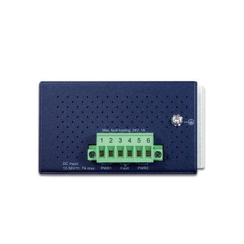 IGS-624HPT PoE Switch Top