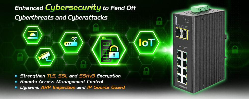 IGS-10020MT Cybersecurity