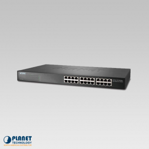 FNSW-2401 24-Port Fast Ethernet Switch