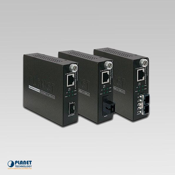 GST-806A15 Smart Media Converter