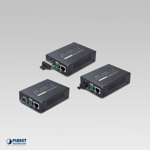 GT-806A60 Bi-Directional Media Converter