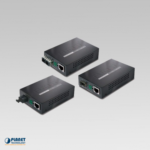 GT-906B60 Managed Bi-directional Media Converter
