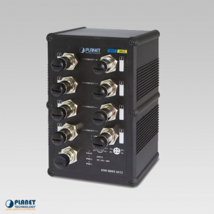 ISW-800T Industrial Fast Ethernet Switch 8-Port