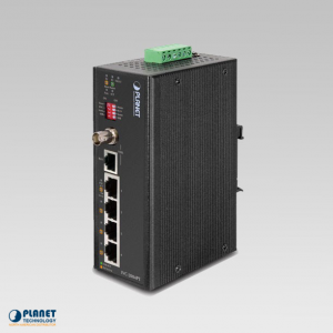 IVC-2004PT 4-Port Industrial Ethernet Extender