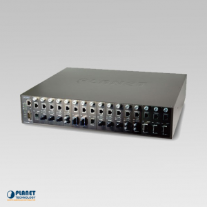 MC-1610MR Managed Media Converter