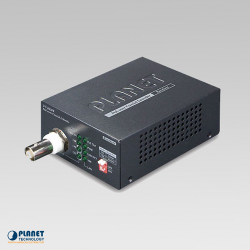 VC-203PR PoE over Coaxial Extender – Receiver