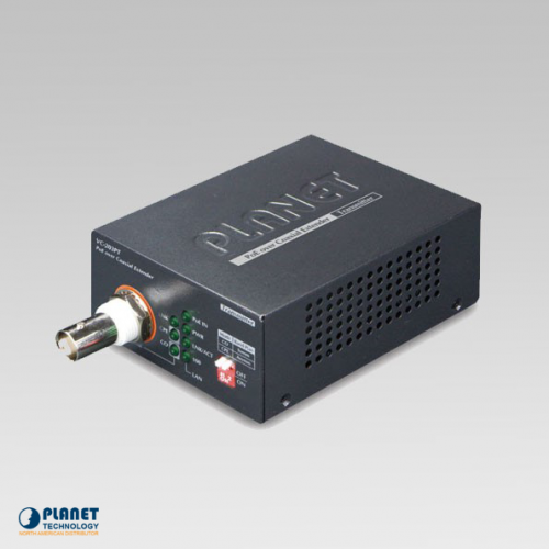 VC-203PT PoE over Coaxial Extender – Transmitter