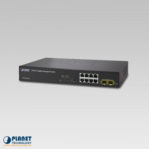 WGSD-10020 Managed Switch