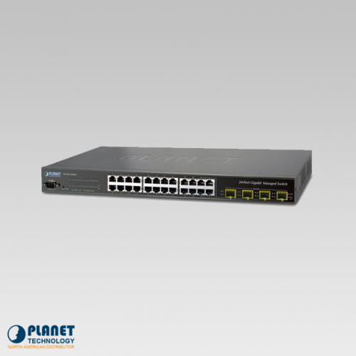 WGSW-24040R Managed Switch
