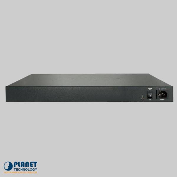 WGSW-24040R Managed Switch Back