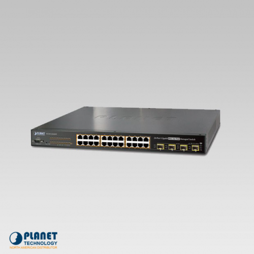 WGSW-24040HP4 24-Port Managed  Switch