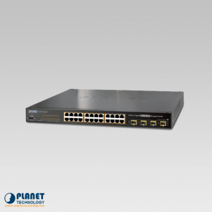 WGSW-24040HP 24-Port Managed Switch