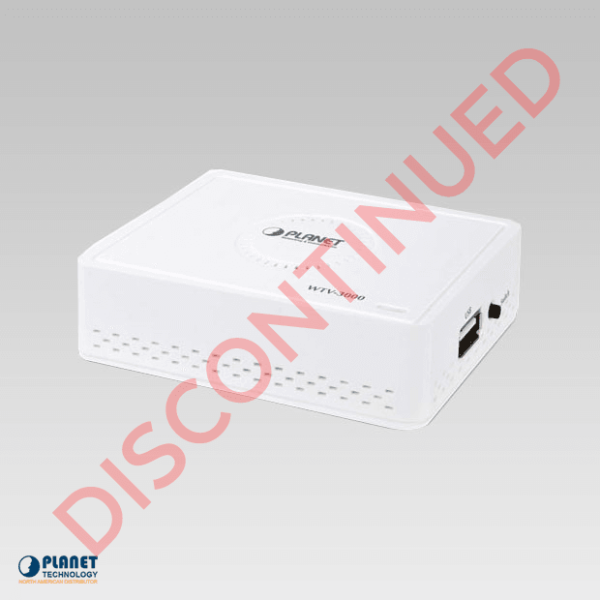 WTV-3000 Wireless Display TV Adapter DISCONTINUED