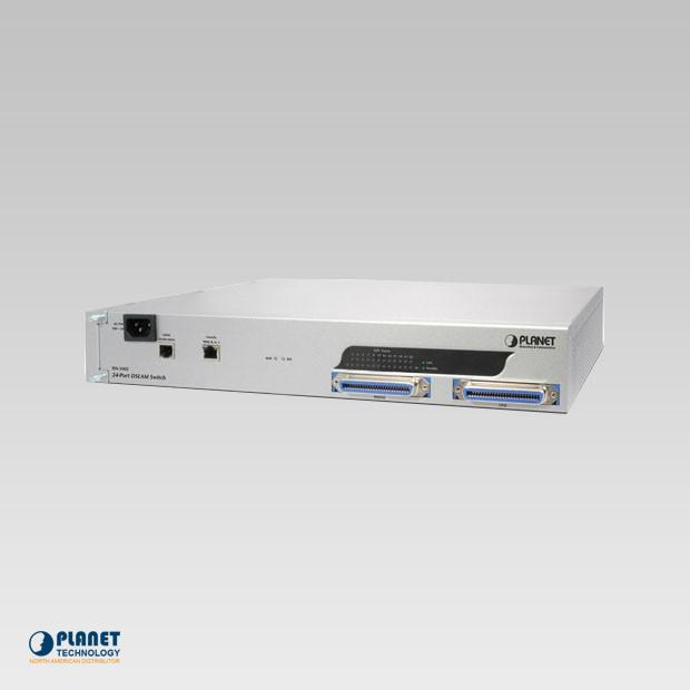 IDL-2402 ADSL2/2+ IP DSLAM
