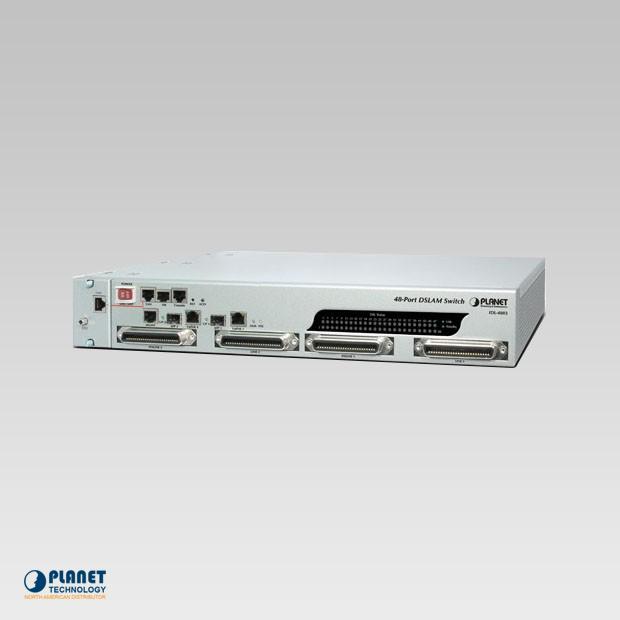 IDL-4802 ADSL2/2+ IP DSLAM