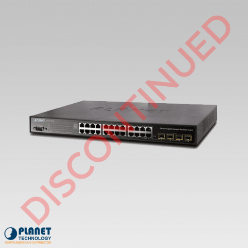 SGSW-24040 Managed Switch DISCONTINUED