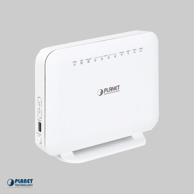 VDR-3000NU Wireless VDSL2 Router