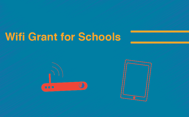 WiFi Grant for Schools - Infographic