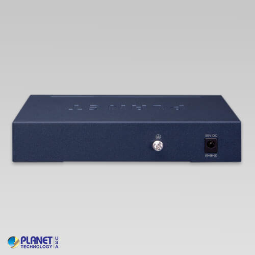 GSD-908HP PoE Switch Back