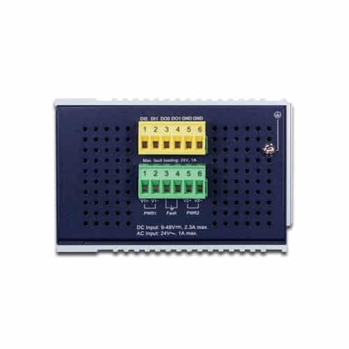 IGS-20040MT Industrial Switch Top