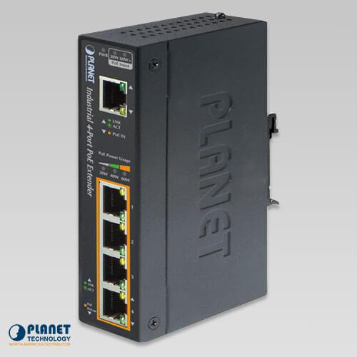 IPOE-E174 Industrial Ultra PoE Extender