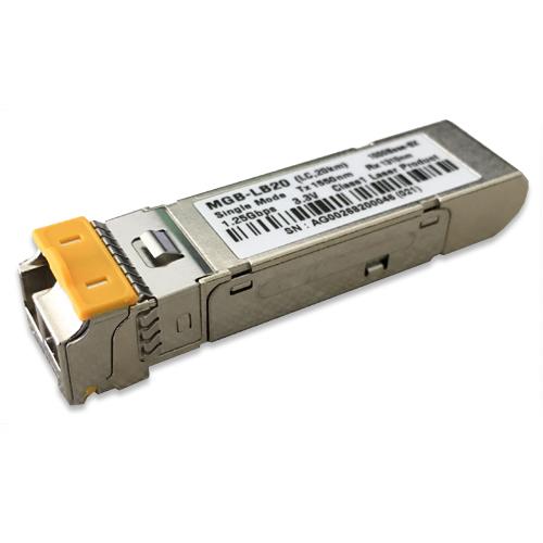 MGB-LB20 Mini GBIC WDM TX1550 Module - 20KM