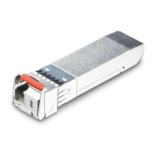 MTB-TLB60 10G SFP+ Fiber Transceiver (WDM, TX:1330nm, RX:1270nm, DDM) - 60KM (-40~75C)