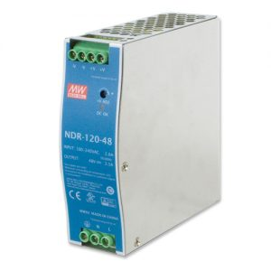 PWR-120-48 Power Supply