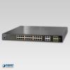 GS-4210-24P4C PoE Switch