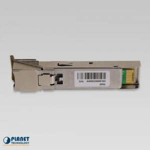 MGB-GT SFP Fiber Transceiver Bottom