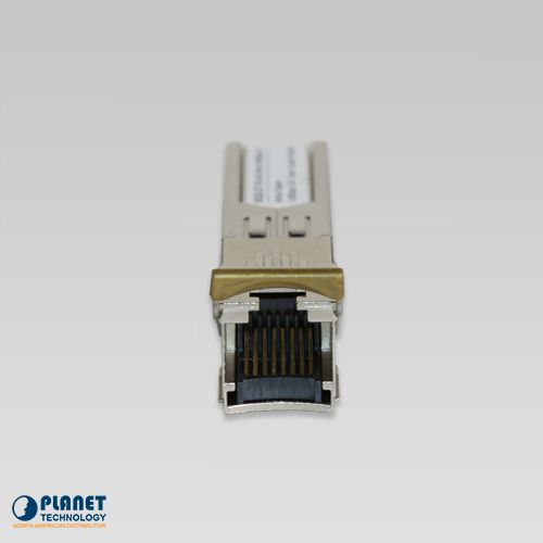 MGB-GT SFP Fiber Transceiver Back