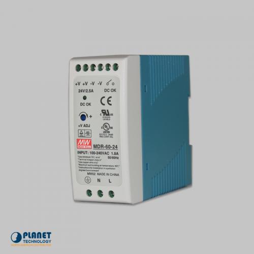 PWR-60-24 Din-Rail Power Supply