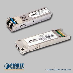 MTB-LA60 SFP Fiber Transceiver