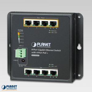 WGS-804HP Wall Mounted Switch