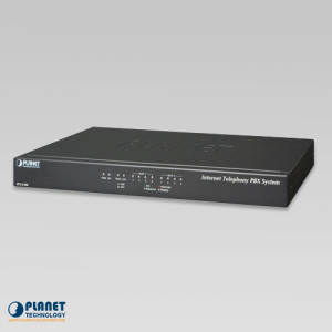 IPX-2100 Internet Telephony PBX System