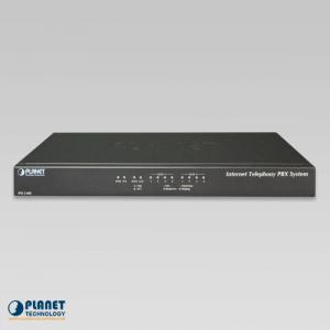 IPX-2100 Internet Telephony PBX System Front