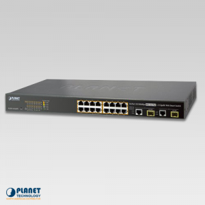 FGSW-1816HPS Ethernet Switch