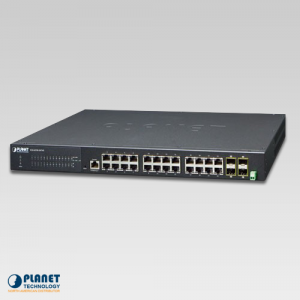 IGS-6330-24T4S Industrial Managed Switch