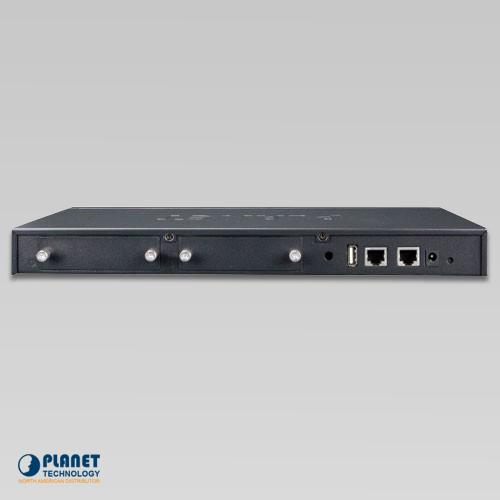 IPX-2100 PBX System Back