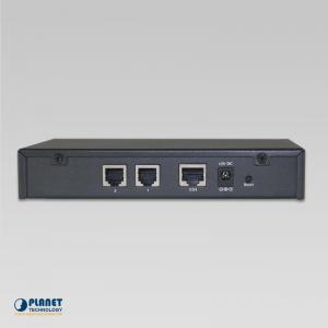 IPX-330 PBX System Back