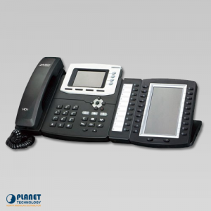 VIP-6040PT HD PoE IP Phone Extension