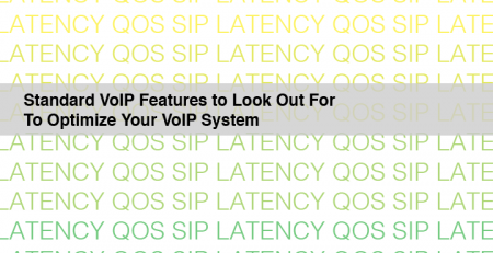 VoIP Features