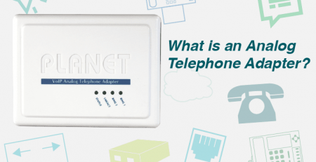 What is an Analog Telephone Adapter?